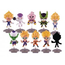 DBZ BUILDABLE FIGURES 24PC BMB DS SERIES 1