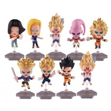 DBZ BUILDABLE FIGURES 24PC BMB DS SERIES 2