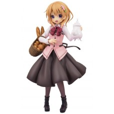 IS THE ORDER A RABBIT COCOA 1/7 PVC FIG CAFE STYLE VER