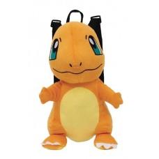 POKEMON 17IN CHARMANDER PLUSH BACKPACK