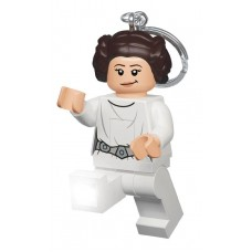 LEGO STAR WARS PRINCESS LEIA KEYCHAIN LED LITE