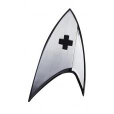 STAR TREK DISCOVERY INSIGNIA BADGE MEDICAL