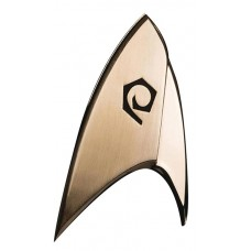 STAR TREK DISCOVERY INSIGNIA BADGE OPERATIONS