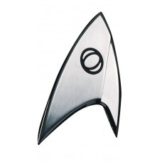 STAR TREK DISCOVERY INSIGNIA BADGE SCIENCE