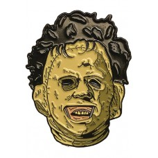 TEXAS CHAINSAW MASSACRE LEATHERFACE ENAMEL LAPEL PIN