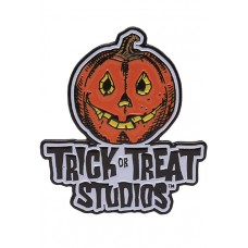 TRICK OR TREAT STUDIOS LOGO ENAMEL LAPEL PIN