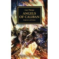 WARHAMMER 40K ANGELS OF CALIBAN PROSE NOVEL SC