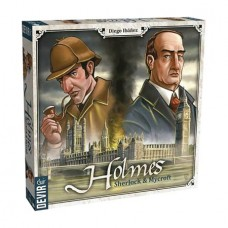 HOLMES SHERLOCK & MYCROFT CARD GAME