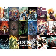 MARVEL #1's FROM OCTOBER PREVIEWS 21PC BUNDLE