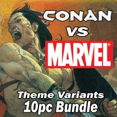 MARVEL CONAN IS COMING THEME VARIANT 10PC BUNDLE