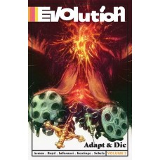 EVOLUTION TP VOL 02 (MR)