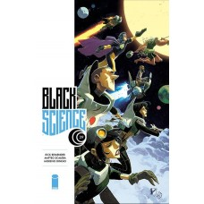 BLACK SCIENCE #39 CVR A SCALERA (MR)