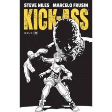KICK-ASS #10 CVR B FRUSIN (MR)