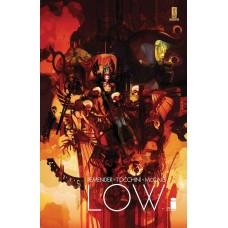 LOW #21 CVR A TOCCHINI (MR)