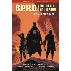 BPRD DEVIL YOU KNOW TP VOL 02 PANDEMONIUM
