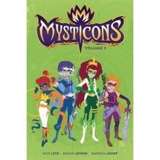 MYSTICONS GN TP VOL 02