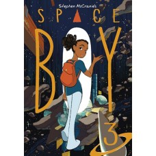 STEPHEN MCCRANIES SPACE BOY TP VOL 03