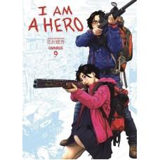 I AM A HERO OMNIBUS TP VOL 09