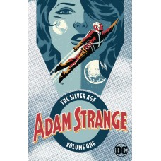 ADAM STRANGE THE SILVER AGE TP VOL 01