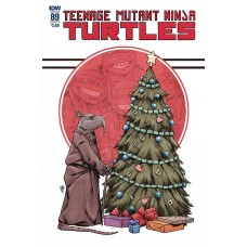 TMNT ONGOING #89 CVR A DIALYNAS