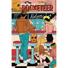 ROCKETEER REBORN #1 PULIDO CVR