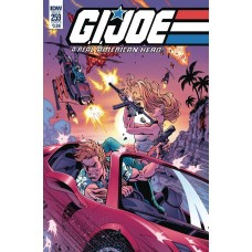 GI JOE A REAL AMERICAN HERO #259 CVR B ROYLE