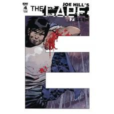 JOE HILL THE CAPE FALLEN #4 CVR B DANIEL