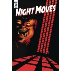 NIGHT MOVES #2 (OF 5) BURNHAM CVR