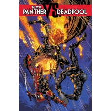 BLACK PANTHER VS DEADPOOL #3 (OF 5)