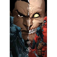 BLACK PANTHER VS DEADPOOL #3 (OF 5) YILDRIM VARIANT