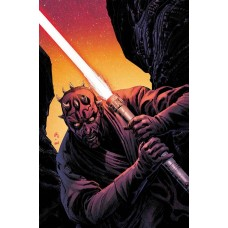 STAR WARS AGE REPUBLIC DARTH MAUL #1 LUKE ROSS VARIANT