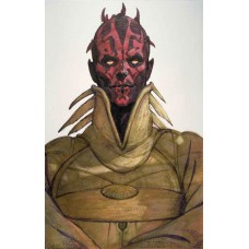 STAR WARS AGE REPUBLIC DARTH MAUL #1 MCCAIG DESIGN VARIANT