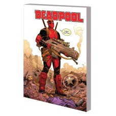 DEADPOOL SKOTTIE YOUNG TP VOL 01 MERCIN HARD FOR MONEY