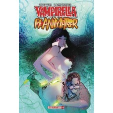VAMPIRELLA REANIMATOR #1 CVR B SAYGER