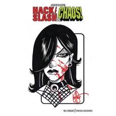 HACK SLASH VS CHAOS #1 HAESER HACK RMRK ED