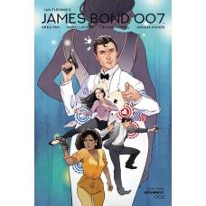 JAMES BOND 007 #2 CVR B SAUVAGE