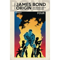 JAMES BOND ORIGIN #4 CVR A CASSADAY