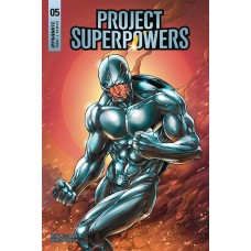PROJECT SUPERPOWERS #5 CVR B BENES