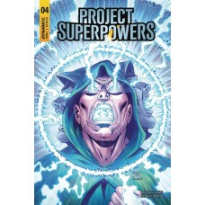 PROJECT SUPERPOWERS #5 CVR C ROYLE