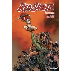 RED SONJA #24 CVR D REILLY