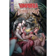 VAMPIRELLA DEJAH THORIS #4 CVR A PAGULAYAN