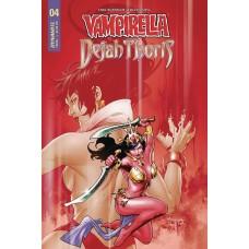 VAMPIRELLA DEJAH THORIS #4 CVR C SEGOVIA