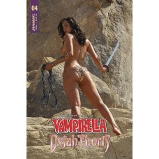 VAMPIRELLA DEJAH THORIS #4 CVR F DEJAH THORIS COSPLAY