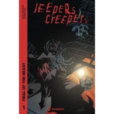 JEEPERS CREEPERS TP VOL 01 TRAIL BEAST
