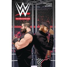 WWE SAMI & KEVIN SHOW GN
