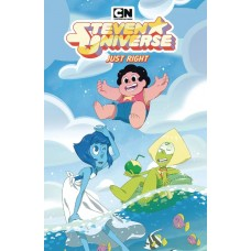 STEVEN UNIVERSE ONGOING TP VOL 04 JUST RIGHT