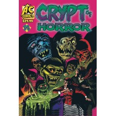 CRYPT OF HORROR #38