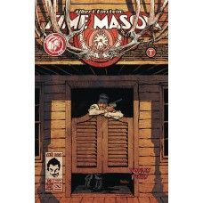 ALBERT EINSTEIN TIME MASON #3 CVR A PANOSIAN