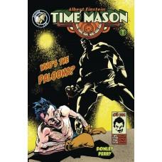 ALBERT EINSTEIN TIME MASON #3 CVR B DONLEY