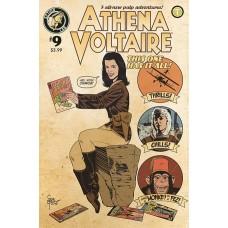 ATHENA VOLTAIRE 2018 ONGOING #9 CVR B RETRO